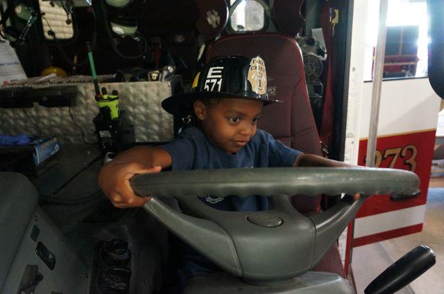 Noah driving, serious business